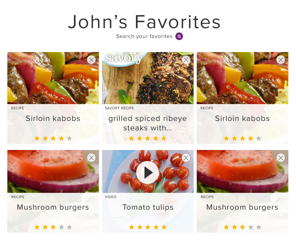 Favorites meal plans giant food favorites screenshot forumfinder Image collections